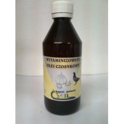 Olej czosnkowy zdrowy /...