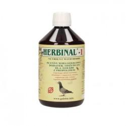 Herbinal 1 - 500 ml.