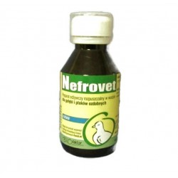 Nefrovet dla gołębi 100 ml