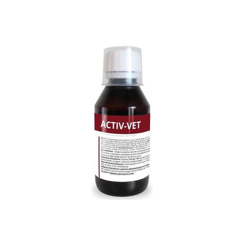 ACTIV-VET – aktywator energii 100 ml.
