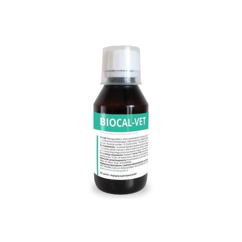 BIOCAL-VET – katalizator w lotach I pierzeniu 100 ml.