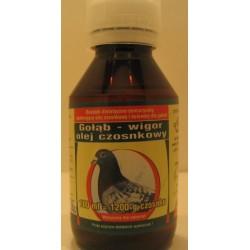 Gołąb-wigor : olej czosnkowy