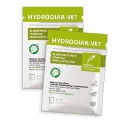 "HYDRODIAR-VET – bloker biegunek i eliminacja ""żółtego guzka"" saszetki 3ml./ 4l-5l.wody"