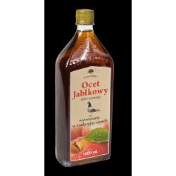 Ocet jabłkowy 1000 ml.